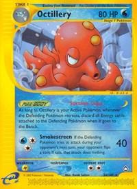 Octillery, Pokemon, Aquapolis