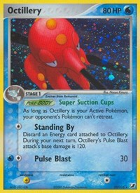 Octillery, Pokemon, Unseen Forces