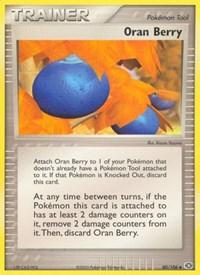 Oran Berry, Pokemon, Emerald