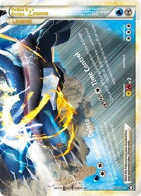 Palkia & Dialga Legend (Bottom), Pokemon, Triumphant