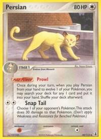 Persian, Pokemon, Delta Species