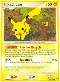 Pikachu, Pokemon, Mysterious Treasures