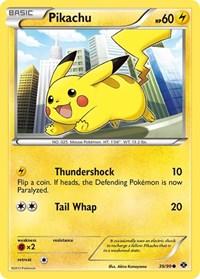 Pikachu, Pokemon, Next Destinies
