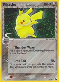 Pikachu (Delta Species), Pokemon, Legend Maker