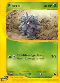 Pineco (86), Pokemon, Skyridge