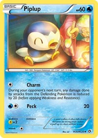 Piplup, Pokemon, Legendary Treasures: Radiant Collection