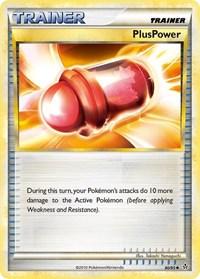 PlusPower, Pokemon, Unleashed