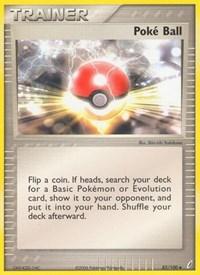 Poke Ball, Pokemon, Crystal Guardians
