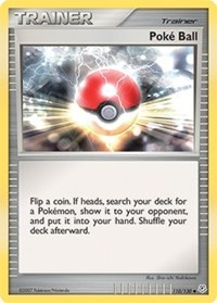 Poke Ball, Pokemon, Diamond and Pearl