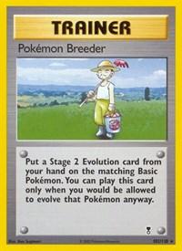 Pokemon Breeder, Pokemon, Legendary Collection