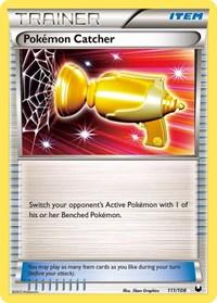 Pokemon Catcher (Gold), Pokemon, Dark Explorers