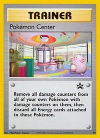 Pokemon Center, Pokemon, WoTC Promo