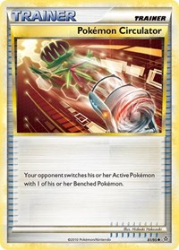 Pokemon Circulator, Pokemon, Unleashed