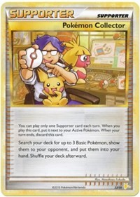 Pokemon Collector (#22), Pokemon, HGSS Trainer Kit: Gyarados & Raichu