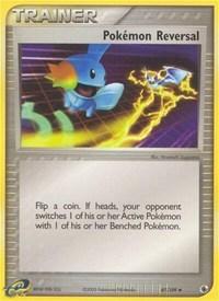Pokemon Reversal, Pokemon, Ruby and Sapphire