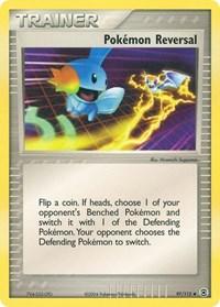 Pokemon Reversal, Pokemon, FireRed & LeafGreen