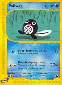 Poliwag, Pokemon, Skyridge