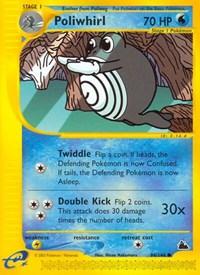 Poliwhirl, Pokemon, Skyridge