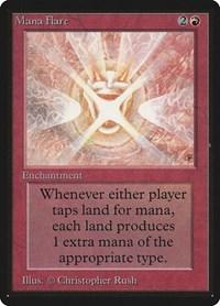 Mana Flare, Magic: The Gathering, Beta Edition
