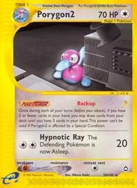 Porygon2, Pokemon, Aquapolis