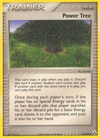 Power Tree, Pokemon, Legend Maker