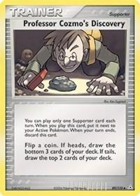 Professor Cozmo's Discovery, Pokemon, Holon Phantoms