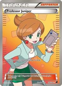 Professor Juniper (116 Full Art), Pokemon, Plasma Freeze