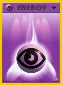 Psychic Energy, Pokemon, Neo Genesis