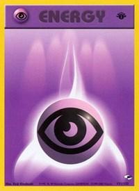 Psychic Energy, Pokemon, Gym Heroes