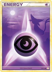 Psychic Energy, Pokemon, HeartGold SoulSilver