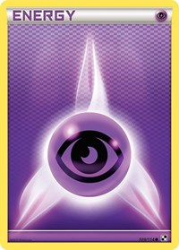 Psychic Energy, Pokemon, Black and White