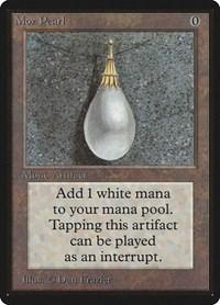Mox Pearl, Magic: The Gathering, Beta Edition