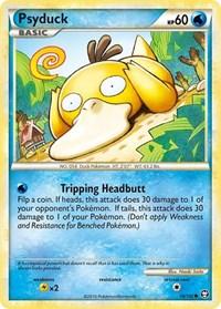 Psyduck, Pokemon, Triumphant