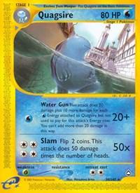 Quagsire, Pokemon, Aquapolis