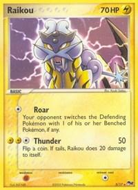 Raikou, Pokemon, POP Series 2