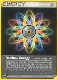 Rainbow Energy, Pokemon, Ruby and Sapphire