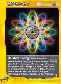 Rainbow Energy, Pokemon, Aquapolis
