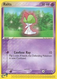 Ralts (66), Pokemon, Ruby and Sapphire
