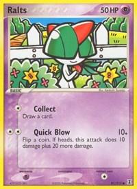 Ralts, Pokemon, Delta Species