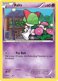 Ralts, Pokemon, Plasma Storm