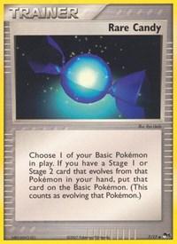 Rare Candy, Pokemon, POP Series 5
