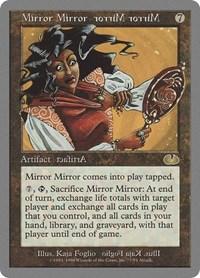Mirror Mirror, Magic: The Gathering, Unglued