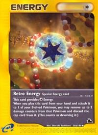 Retro Energy, Pokemon, Skyridge