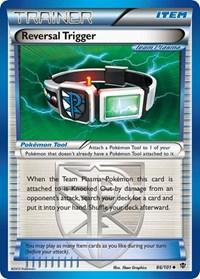 Reversal Trigger (Team Plasma), Pokemon, Plasma Blast