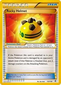 Rocky Helmet (Secret), Pokemon, Boundaries Crossed