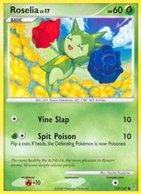 Roselia, Pokemon, Supreme Victors