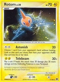 Rotom, Pokemon, Great Encounters