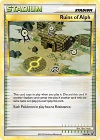 Ruins Of Alph, Pokemon, Undaunted