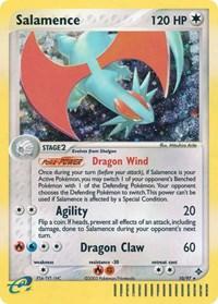 Salamence (10), Pokemon, Dragon