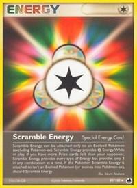 Scramble Energy, Pokemon, Dragon Frontiers